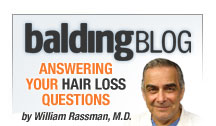 Hair Loss Blog