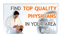 Find a great physician in your area