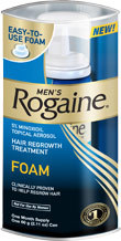 Rogaine foam or liquid which is better