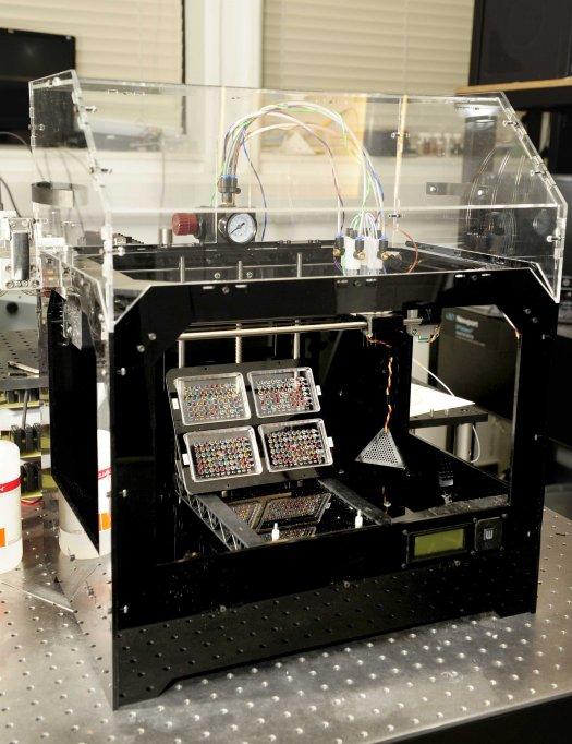 Stem Cell Printer May Bring Future Hair Loss Treatments