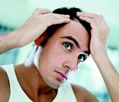 hair loss worry