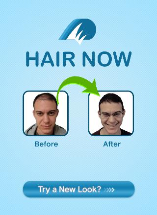 Hair Now App