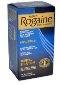 Do Severe Side Effects Persist after Stopping Rogaine (Minoxidil)?