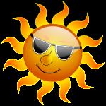 summertime-clipart-sun-wearing-sunglasses