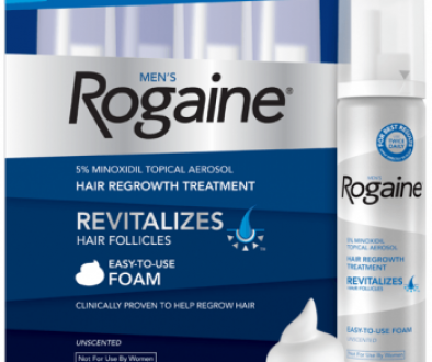 Does Rogaine for Hair Loss Work for Thinning Hair?