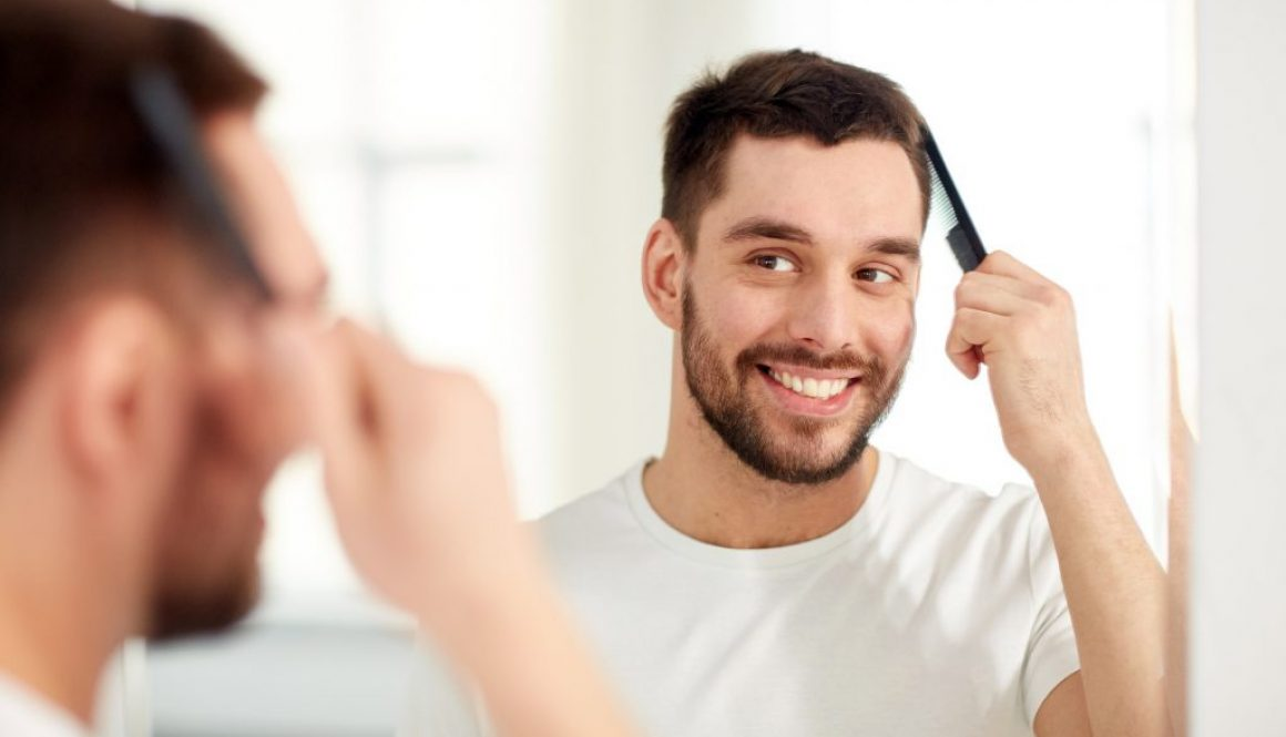 Will Harsh Brushing to Alleviate Scalp Itch After Hair Transplant Surgery Damage the Grafts?