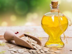 Does Pumpkin Seed Oil stop hair loss?