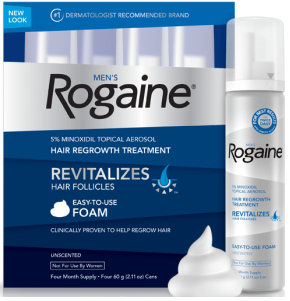 Do you have to take Rogaine after a hair transplant?